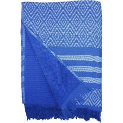 """Kąpielówki męskie: Fouta """"Alcati"""" w kolorze granatowo-niebieskim – 160 x 90 cm"""