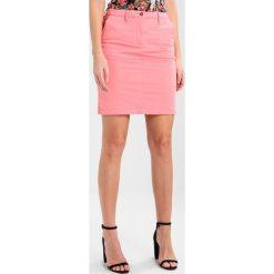 Spódniczki: GANT CLASSIC SKIRT Spódnica ołówkowa  strawberry pink