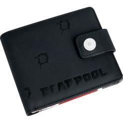 Deadpool Twelve Bullets Portfel czarny/czerwony. Czarne portfele męskie Deadpool. Za 79,90 zł.