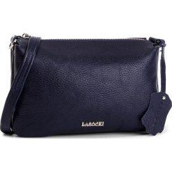 Torebka LASOCKI - BRT-059 Navy. Niebieskie torebki klasyczne damskie Lasocki, ze skóry. Za 119,99 zł.