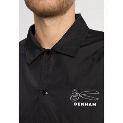 Denham COACH BASIC  Kurtka wiosenna shadow black. Czarne kurtki męskie bomber Denham, l, z materiału. Za 629,00 zł.