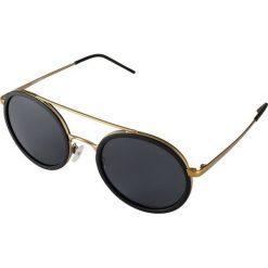 Emporio Armani Okulary przeciwsłoneczne black. Czarne okulary przeciwsłoneczne męskie wayfarery marki Emporio Armani. Za 619,00 zł.