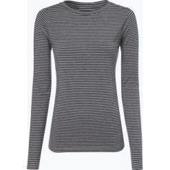 Marie Lund - Damska koszulka z długim rękawem, szary. Szare t-shirty damskie Marie Lund, s. Za 89,95 zł.