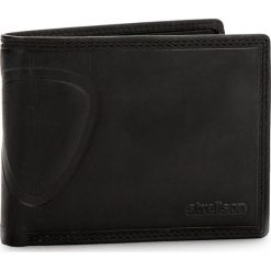 Duży Portfel Męski STRELLSON - Baker Street 4010000048 Black 900. Czarne portfele męskie marki Strellson, z nubiku. Za 159,00 zł.