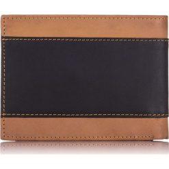PORTFEL MĘSKI PIERRE CARDIN SKÓRZANY RFID HUNTER. Czarne portfele męskie marki Pakamera, ze skóry. Za 129,00 zł.
