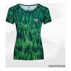 Koszulka termoaktywna damska - LAS IGLAST. Szare bluzki damskie marki Pakamera. Za 159,00 zł.