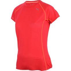 Bluzki sportowe damskie: koszulka sportowa damska PUMA RUNNING SHORT SLEEVE TEE / 513813-02 – PUMA RUNNING SHORT SLEEVE TEE