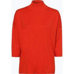 Swetry damskie: ARMEDANGELS – Sweter damski – Hanna, pomarańczowy