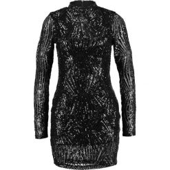 Sukienki hiszpanki: Gina Tricot ROXANNE Sukienka koktajlowa black