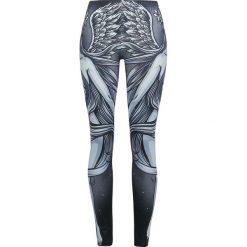 Spodnie damskie: Vixxsin Aloha Death Legginsy czarny