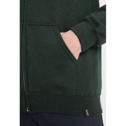 Bluzy męskie: HUF DISASTER Bluza rozpinana emerald