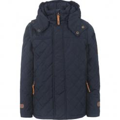 """Kurtka zimowa """"Aron"""" w kolorze granatowym. Niebieskie kurtki chłopięce zimowe marki TXM. W wyprzedaży za 122,95 zł."""