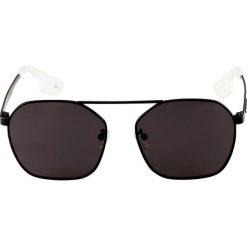 Okulary przeciwsłoneczne damskie aviatory: McQ Alexander McQueen Okulary przeciwsłoneczne black/black/grey