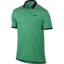 Nike Koszulka męska Court Dry Polo M r. XL zielona (830849-324). Zielone koszulki polo marki Nike, m. Za 140,00 zł.