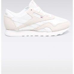 Reebok Classic - Buty Nylon White Light. Białe buty sportowe damskie reebok classic Reebok Classic, z gumy. Za 249,90 zł.