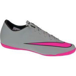 Buty sportowe męskie: Nike Buty męskie Mercurial Victory V IC  651635-060 szaro- różowe r. 44 (68251)