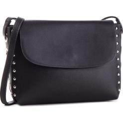 Torebka PEPE JEANS - Leandra Bag PL030944 Black 999. Czarne listonoszki damskie Pepe Jeans, z jeansu, na ramię. W wyprzedaży za 209,00 zł.