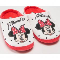 Kapcie Minnie Mouse - Wielobarwn. Czerwone kapcie damskie marki House. Za 49,99 zł.