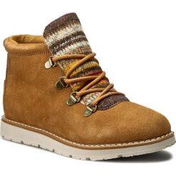 Botki SKECHERS - BOBS S'Mores 34134/CSNT Chestnut. Niebieskie buty zimowe damskie marki Skechers. W wyprzedaży za 199,00 zł.