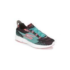 Buty do biegania Skechers  Go Run 5. Czarne buty do biegania damskie marki Nike. Za 383,20 zł.