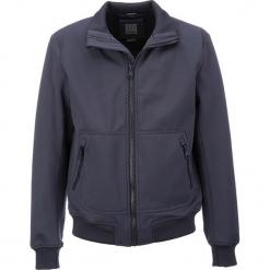 Kurtka w kolorze granatowym. Niebieskie kurtki męskie marki GALVANNI, l, z okrągłym kołnierzem. W wyprzedaży za 454,95 zł.