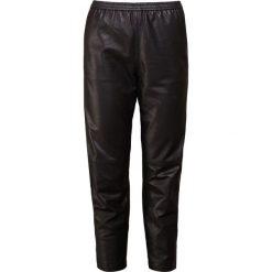 J.LINDEBERG SONNET SPORTY Spodnie skórzane black. Czarne spodnie dresowe damskie J.LINDEBERG, z materiału. W wyprzedaży za 807,60 zł.