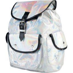 Full Volume by EMP Curly's Backpack Plecak wielokolorowy. Białe plecaki damskie Full Volume by EMP, w paski, z lakierowanej skóry, eleganckie. Za 121,90 zł.