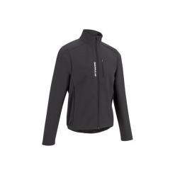 Kurtka zimowa ROADC 100. Czarne kurtki męskie zimowe marki TRIBAN, xl, z elastanu. Za 99,99 zł.