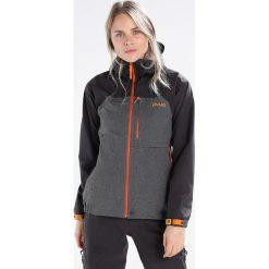 Kurtki sportowe damskie: PYUA BREAKOUT 2.0 Kurtka snowboardowa almost black/grey melange