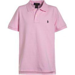 Polo Ralph Lauren CUSTOM TOPS Koszulka polo carmel pink. Czerwone bluzki dziewczęce Polo Ralph Lauren, z bawełny, polo. Za 229,00 zł.