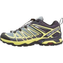 Salomon X ULTRA 3 Obuwie hikingowe lead/graphite/acid lime. Zielone buty sportowe męskie Salomon, z materiału, outdoorowe. Za 549,00 zł.