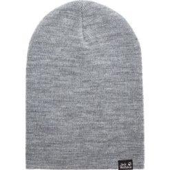 Akcesoria: Czapka JACK WOLFSKIN - Rib Hat 1903891 Grey Heather