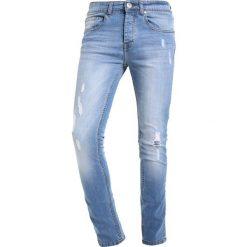 LOYALTY & FAITH TIMBER Jeans Skinny Fit light wash. Niebieskie jeansy męskie marki LOYALTY & FAITH. Za 149,00 zł.