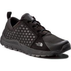 Półbuty THE NORTH FACE - Mountain Sneaker T932ZUNNE Tnf Black/Smoked Pearl Grey. Czarne półbuty skórzane męskie marki The North Face, na sznurówki. W wyprzedaży za 289,00 zł.