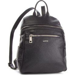 Plecak LASOCKI - VS4419 Czarny. Czarne plecaki damskie Lasocki, ze skóry. Za 299,99 zł.