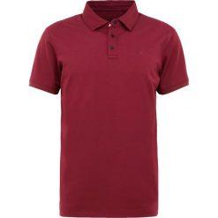 Bogner TIMO Koszulka polo bordeaux. Szare koszulki polo marki Bogner, m, z nadrukiem, z bawełny. Za 419,00 zł.