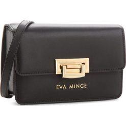 Torebka EVA MINGE - Sence 2L 17NB1372176EF 101. Czarne torebki klasyczne damskie Eva Minge, ze skóry. W wyprzedaży za 269,00 zł.