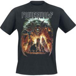 Powerwolf Vampire Wolf T-Shirt czarny. Czarne t-shirty męskie z nadrukiem Powerwolf, l, z dekoltem na plecach. Za 89,90 zł.