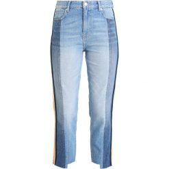 Boyfriendy damskie: NORR AVEN Jeansy Straight Leg blue
