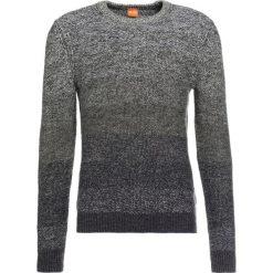 BOSS CASUAL ARDUAGE Sweter black. Czarne kardigany męskie BOSS Casual, m, z bawełny. W wyprzedaży za 408,85 zł.