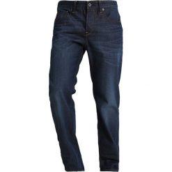 GStar 3301 RELAXED Jeansy Relaxed Fit hydrite denim dark aged. Niebieskie jeansy męskie relaxed fit marki G-Star. Za 559,00 zł.