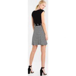 Sukienki: Anna Field Sukienka z dżerseju black/offwhite