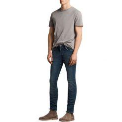 AllSaints ISOTOPE  Jeans Skinny Fit mid indigo. Niebieskie rurki męskie AllSaints, z bawełny. Za 529,00 zł.