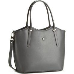 Torebka CREOLE - K10274 Szary. Szare torebki klasyczne damskie Creole, ze skóry, duże. W wyprzedaży za 259,00 zł.