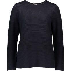 Sweter w kolorze granatowym. Niebieskie swetry oversize damskie Gerry Weber, z bawełny. W wyprzedaży za 129,95 zł.