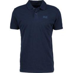 Jack Wolfskin Koszulka polo night blue. Czarne koszulki polo marki Jack Wolfskin, l, z poliesteru, z kapturem. Za 179,00 zł.