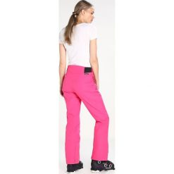 Schöffel SKI PINZGAU Spodnie narciarskie hot pink. Czerwone bryczesy damskie Schöffel, z materiału, narciarskie. W wyprzedaży za 545,35 zł.