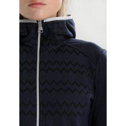 Luhta AULI Kurtka z polaru navy blue. Niebieskie kurtki damskie Luhta, m, z bawełny. Za 339,00 zł.