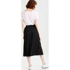 Spódniczki plisowane damskie: Warehouse Spódnica plisowana black