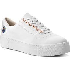 Sneakersy TAMARIS - 1-23746-20 White 100. Białe sneakersy damskie Tamaris, z materiału. W wyprzedaży za 199,00 zł.
